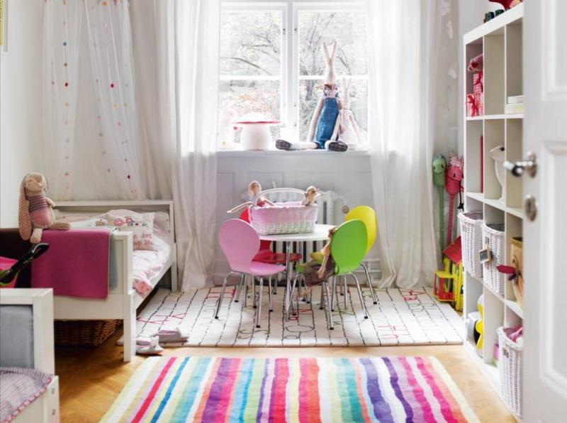 Выбрать детскую мебель