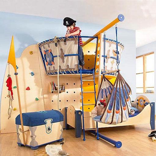 Выбрать кровать для детей