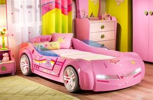 Выбрать кровать-машину
