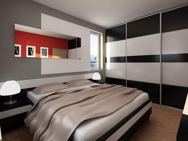 Выбрать маленькую спальню