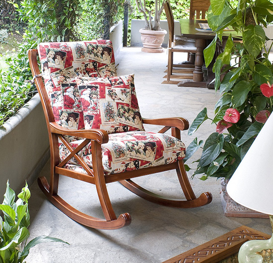 Выбрать кресло-качалку